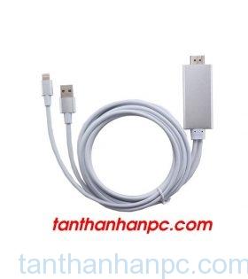 Dây chuyển Iphone 5/5s, 6/6s sang HDMI