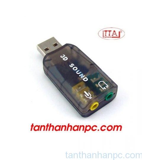 USB ra Sound âm thanh 3D 5.1