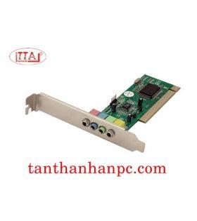Card âm thanh PCI Sound 4.1