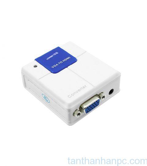 Bộ chuyển VGA ra HDMI Ugreen