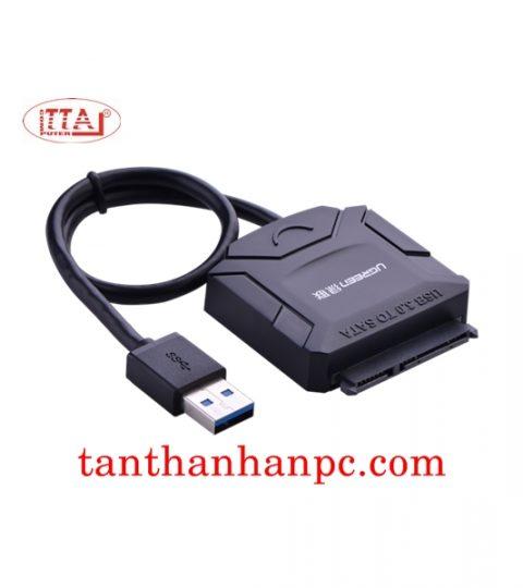 Cáp chuyển USB 3.0 sang Sata Ugreen