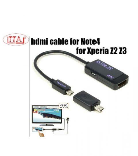 Cáp MHL 3.0 to HDMI