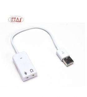 Dây chuyển USB sang âm thanh