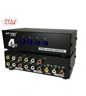 Bộ gộp tín hiệu AV 4 vào 1 ra